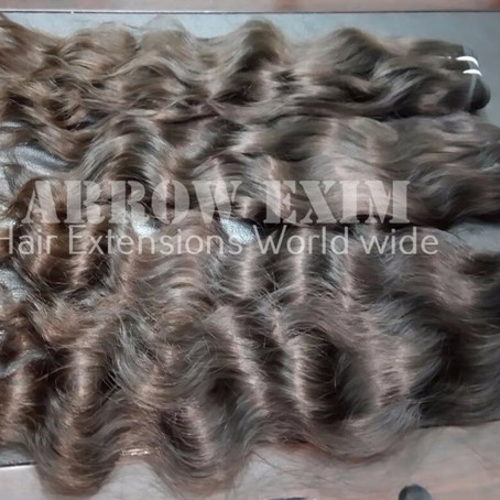 Indian Body Wave Hair  Bundles Unprocessed Human Hair Extensions US