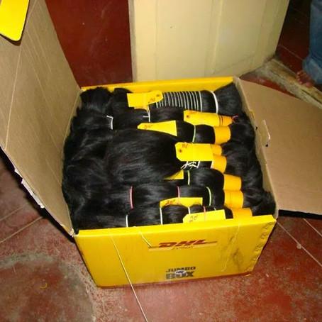 Human hair market in india
