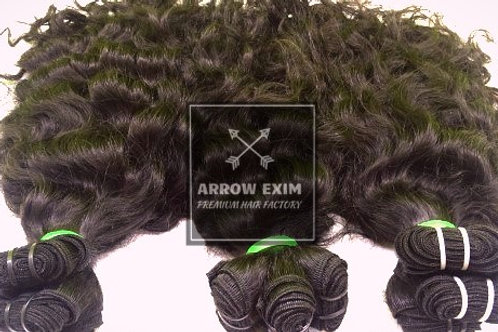 Virgin Curly Hair from India