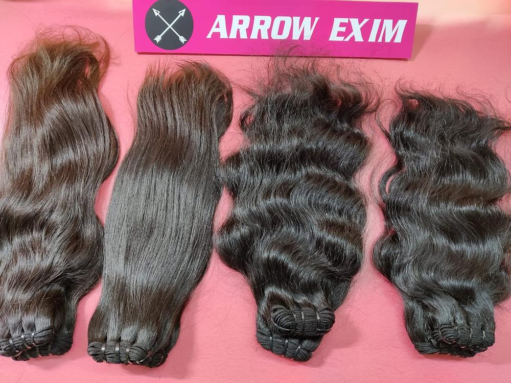 Virgin Indian Straight Hair Weave an Best Indian Straight Hair Bundles  | arrowexim.com