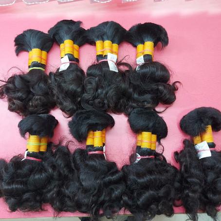 Wholesale Vendor 100% Raw Virgin Unprocessed Human Hair