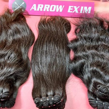 Indian human hair factory in India