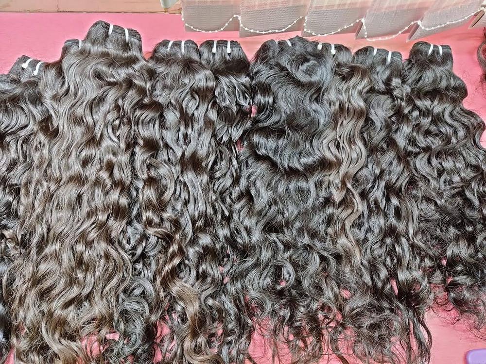 Organic human hair supplier
