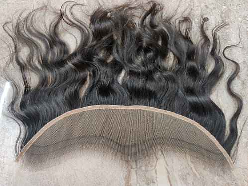 Wavy Transparent Lace FRONTAL
