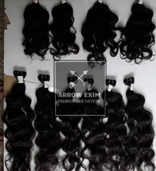 Human indian hair