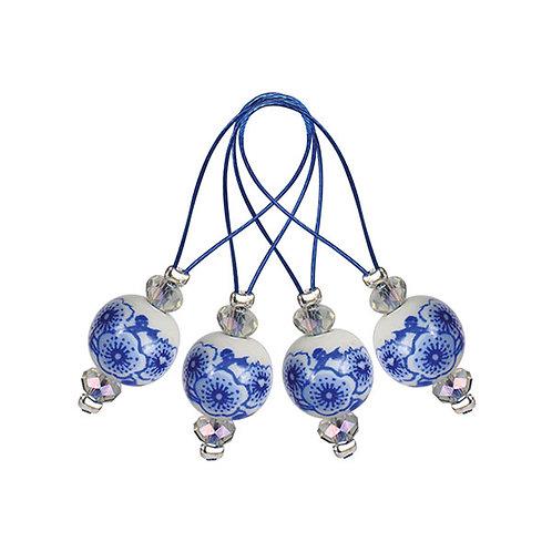 "Маркер для вязания ""Blooming Blue"""