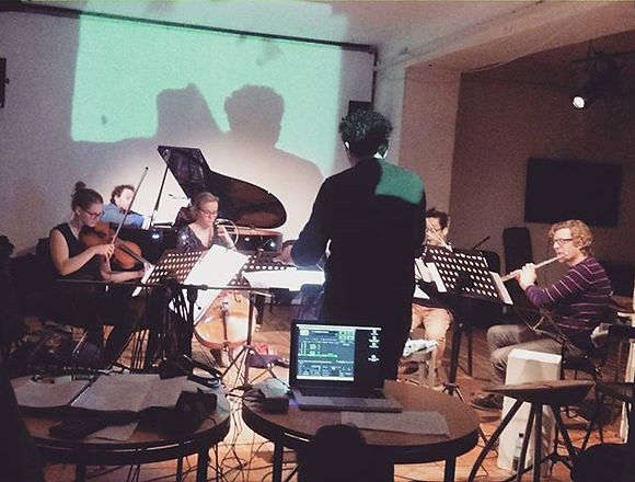 #rehearsal #konzerthauswien #platypusens