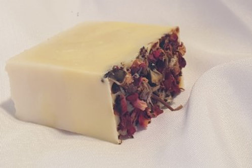 Magnolia & Rose Buds Soap Bar