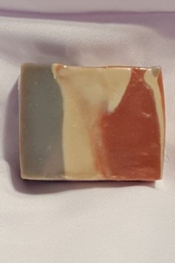Red, White & Blueberry Cobbler Soap