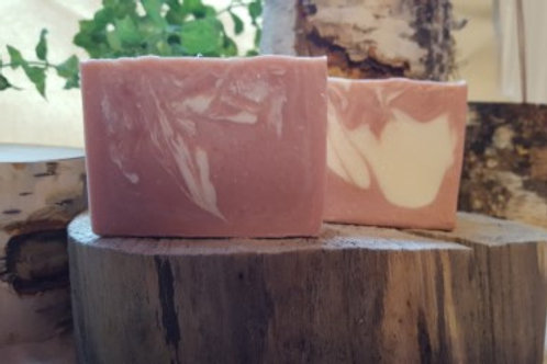 Peppermint Soap Bar