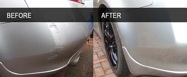 car smart repair body shop sheffield rotherham south yorkshire