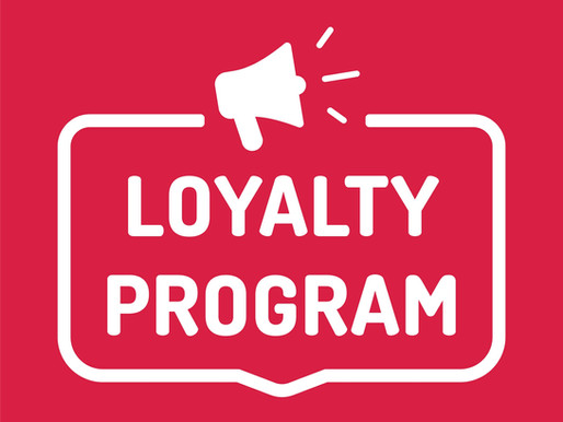 NEW Customer Loyalty Program