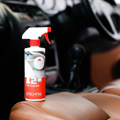Tri-Clean Interior Cleaner