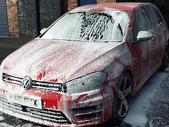 car detailing sheffield rotherham south yorkshire car valeting interior cleaning mobile