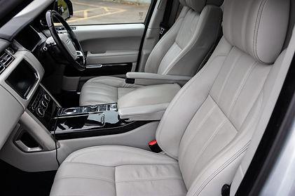 car detailing sheffield interior valeting leather repair