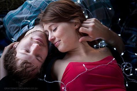 Romantic Engagement photoshoot cape town