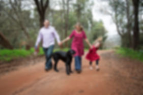 Stunning Family Photography with dog Altydgedacht Cape Town South Africa