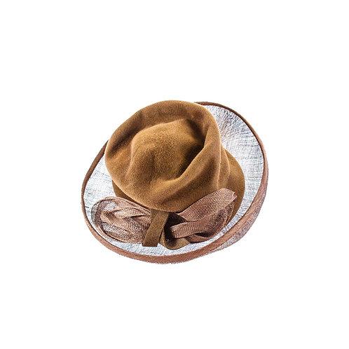 Een ladylike hoedje