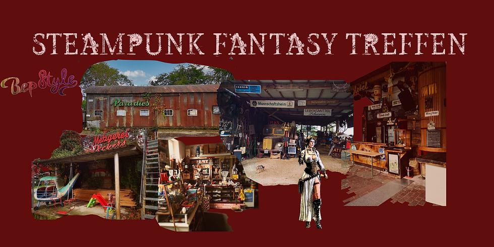 Steampunk Fantasy Treffen