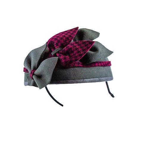 Heidepaarse Dames hoed