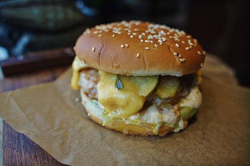 Цыпа - бургер