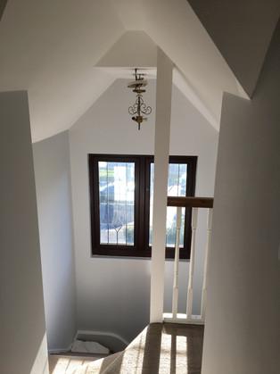 Stairwell repaint