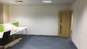 Office space refurb