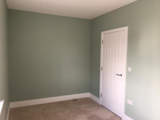 Nursery paint