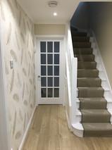 Hallway, stairs and landing revamp