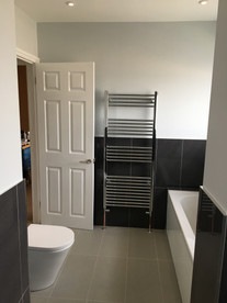 Bathroom revamp