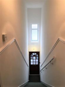 Entrance hallway repaint