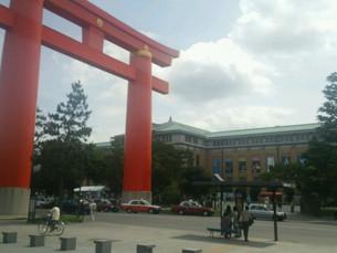 京都で気になっている展覧会へ行ってきました。7月編