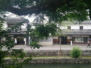 倉敷に行ってきました。