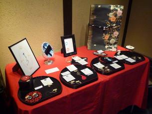 2014年10月11日(土)京都・あじき路地 南1 に出店致します。