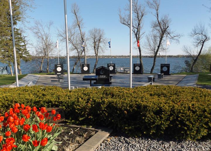 2007 Veterans Memorial