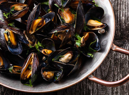 Seasonal Dish of the Month: how to cook the perfect mussels
