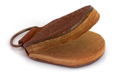 Pince Amadou en cuir