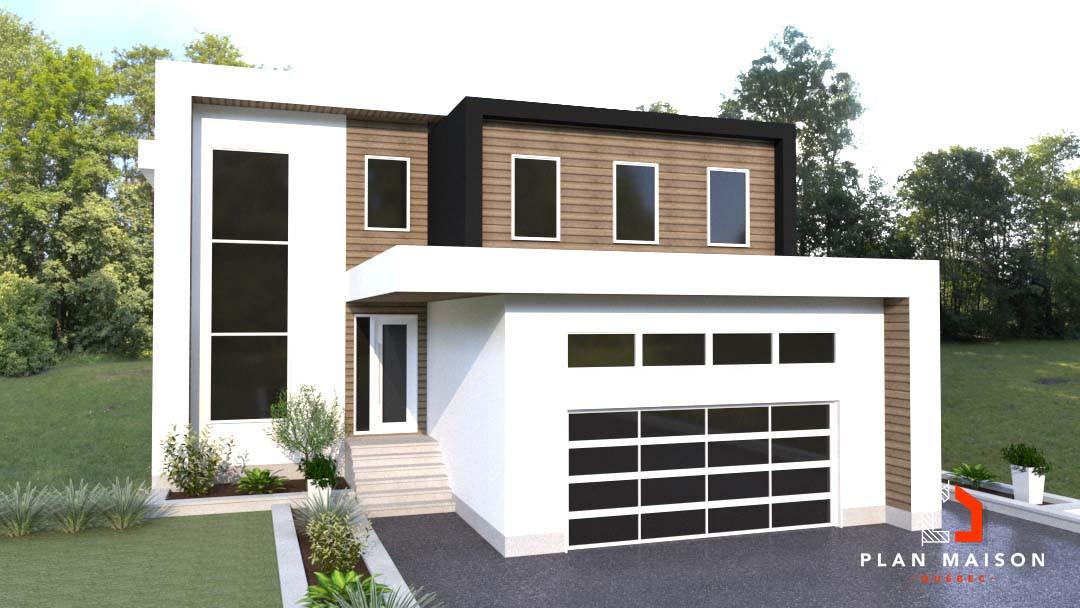 maison neuve modele