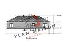 maison neuve plan