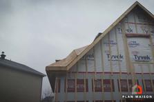 plan maison deux etages