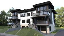 plan maison 3d etage