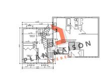 plan maison 3 chambres avec garage