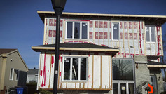 plan petite maison etage