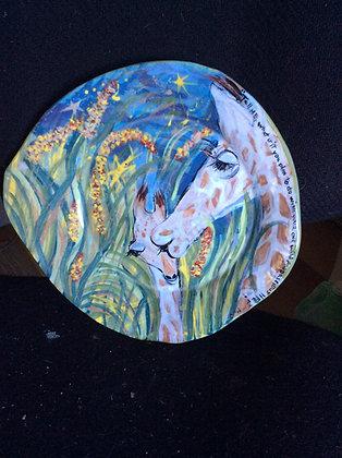 Giraffe Platter