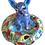 Thumbnail: Blue Dog Sugar Bowl
