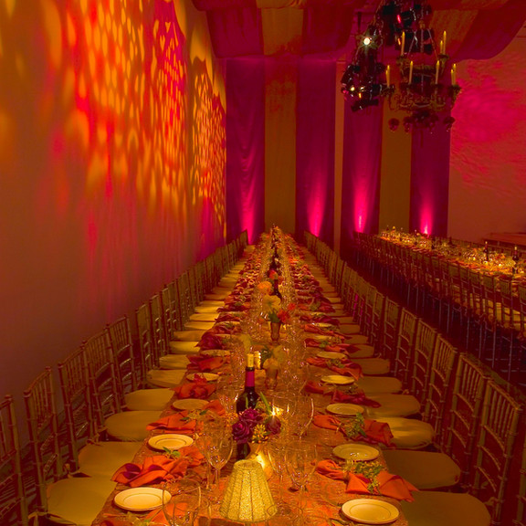 Francesco Clemente Reception Dinner