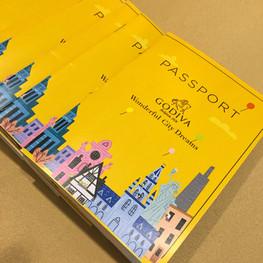 Godiva Passports