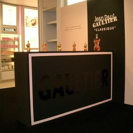 Jean Paul Gaultier Catwalk Display
