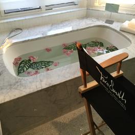 Tara Smith, Marble Soaking Tub