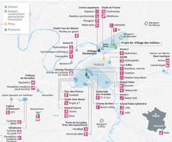 Paris 2024 : Versailles a toujours la préférence du Comité d'organisation des Jeux Olympiques
